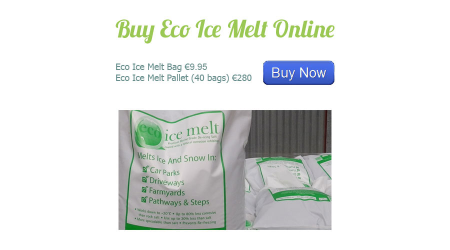 Buy Eco Ice Melt Online